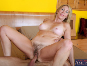 Older women fucked in bedroom