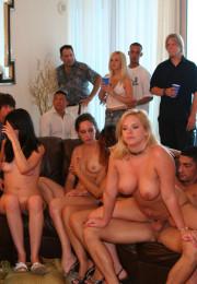 Highrise-Hanky-Panky-Horny ladies in group sex orgies (14)