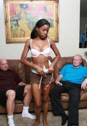Jayden-Simone-Young ebony girl in interracial threesome (2)