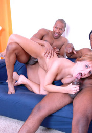 Jacky-Joy-Interracial threesome with redhead (12)